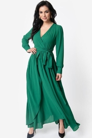 Unique Vintage Farrah Maxi Dress - Product Mini Image