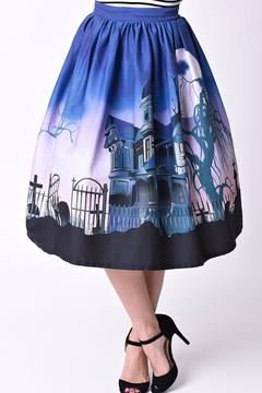 Shoptiques Product: Haunted Mansion Skirt