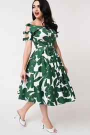 Unique Vintage Selma Swing Dress - Product Mini Image