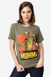 Unique Vintage The Mummy Tee - Product Mini Image