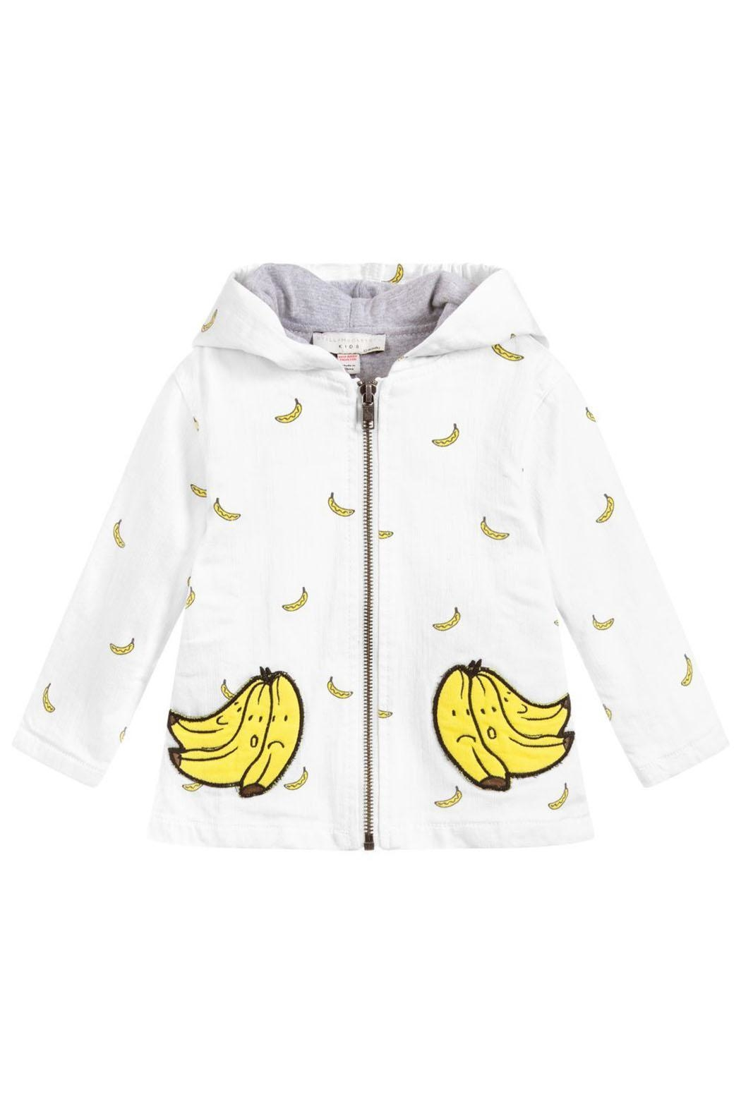 Stella McCartney Kids Unisex Bananas Jacket - Main Image