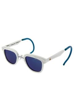 ZooBug Unisex Clubmaster Sunglasses - Alternate List Image