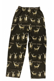 Lazy One Unisex Pajama Pant - Front full body