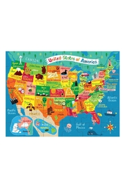 Mudpuppy United States Puzzle-To-Go - Front full body