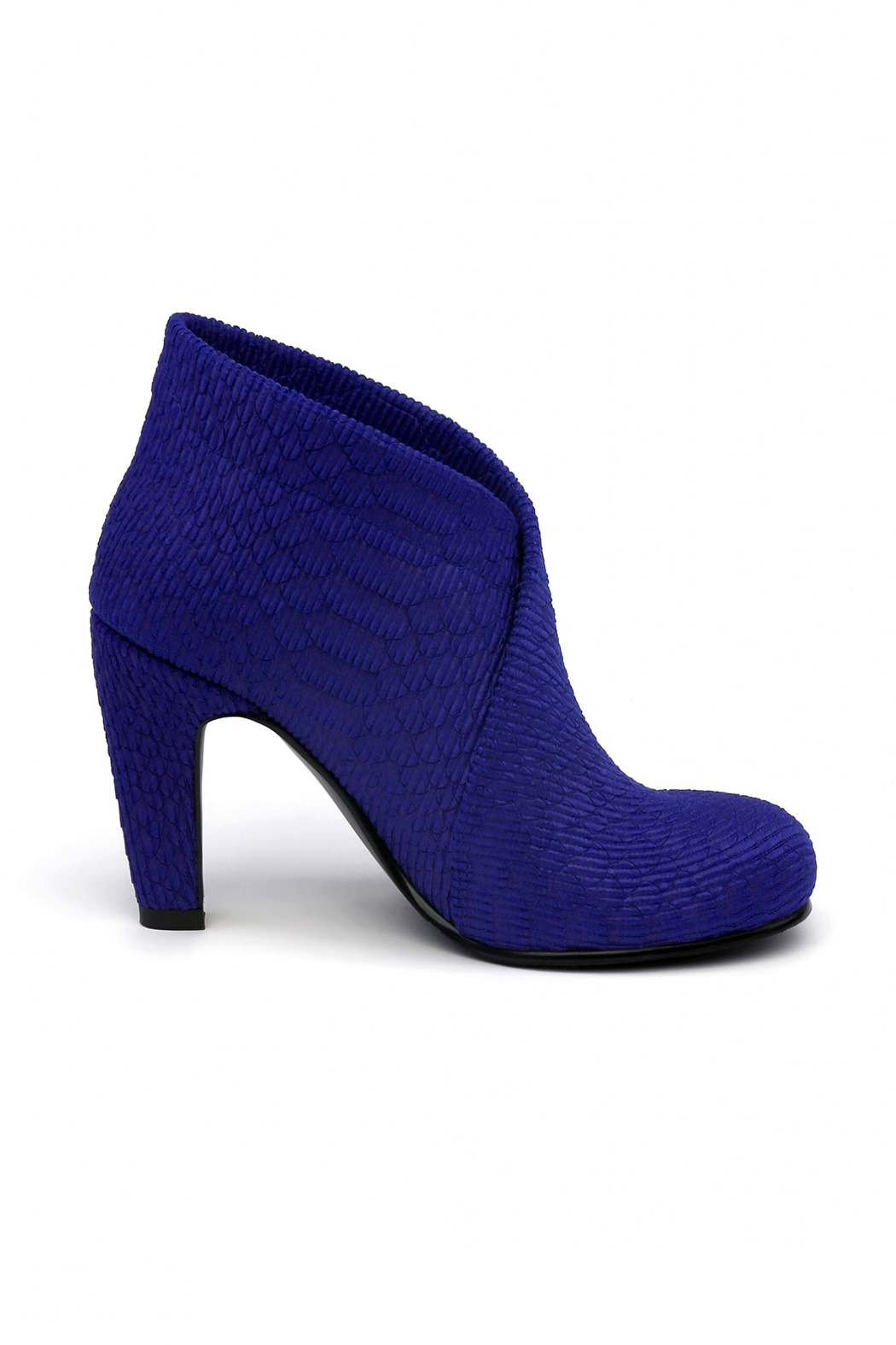 United Nude Fold-Hi Booties - Front Full Image