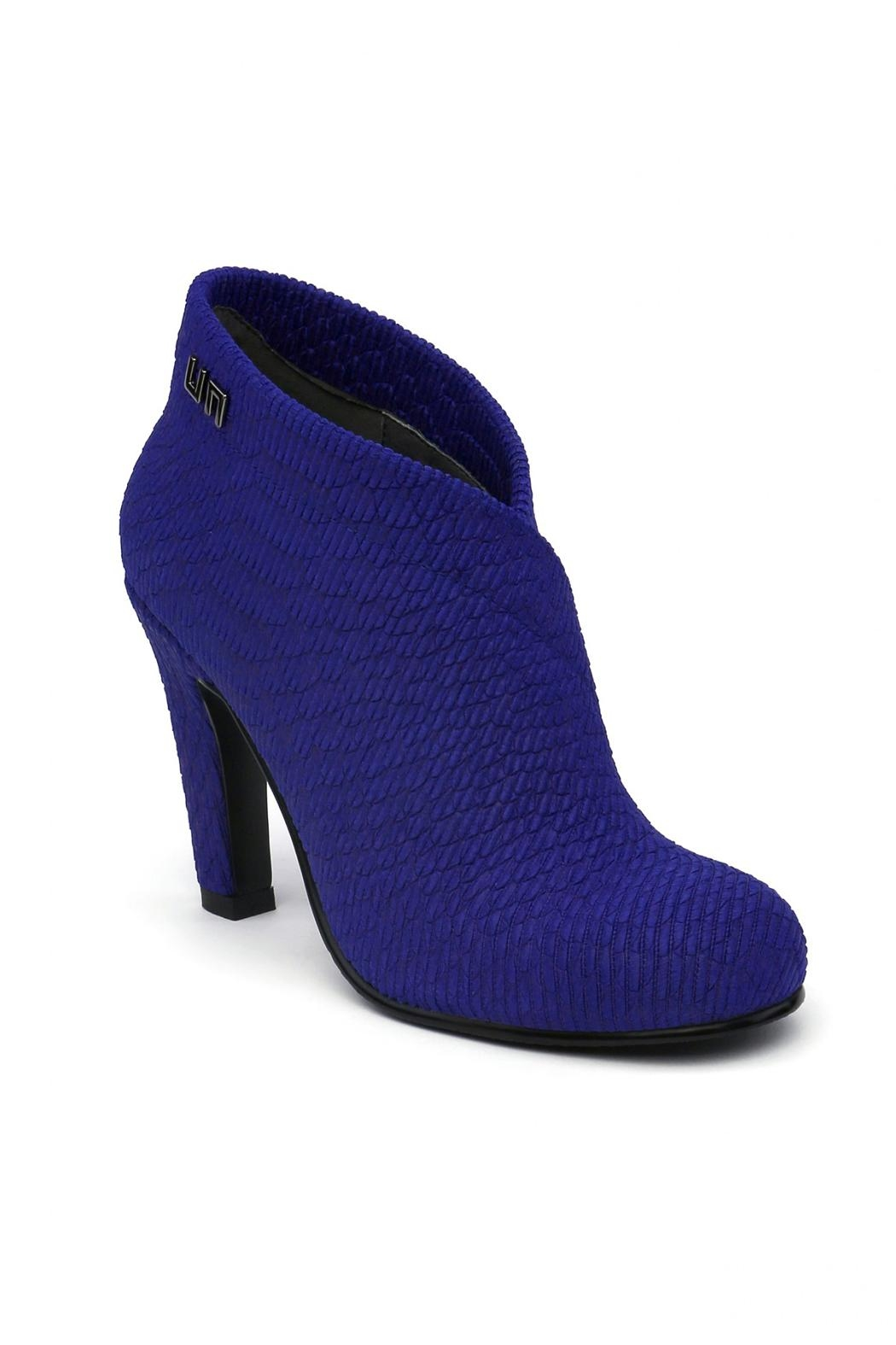 United Nude Fold-Hi Booties - Side Cropped Image