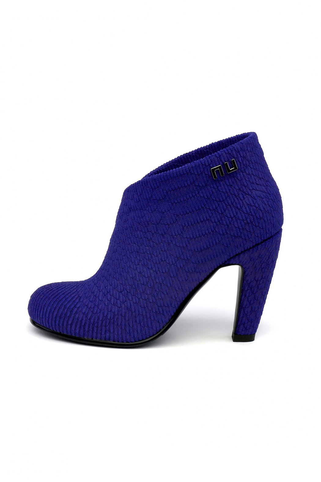 United Nude Fold-Hi Booties - Front Cropped Image