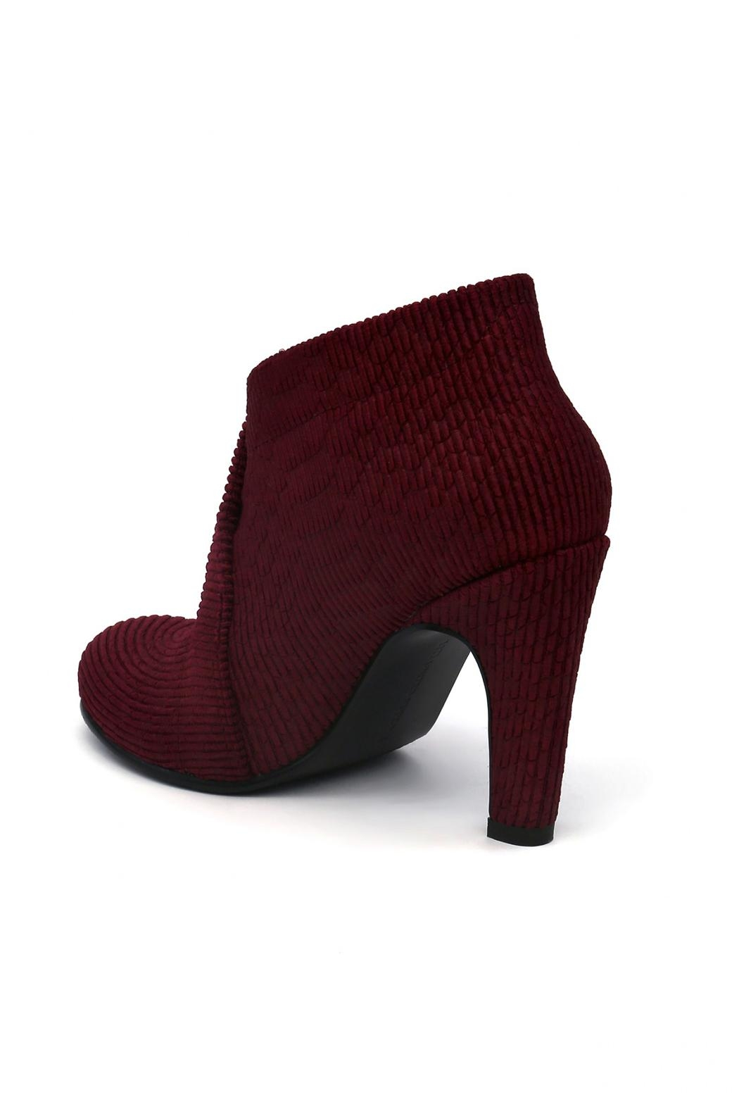 United Nude Fold-Hi Booties - Back Cropped Image