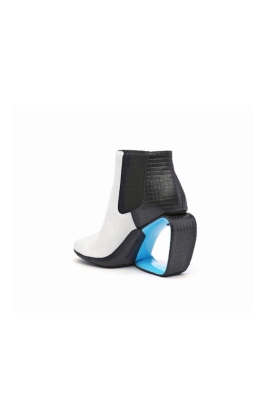 United Nude Hollow Heel Bootie - Back Cropped Image