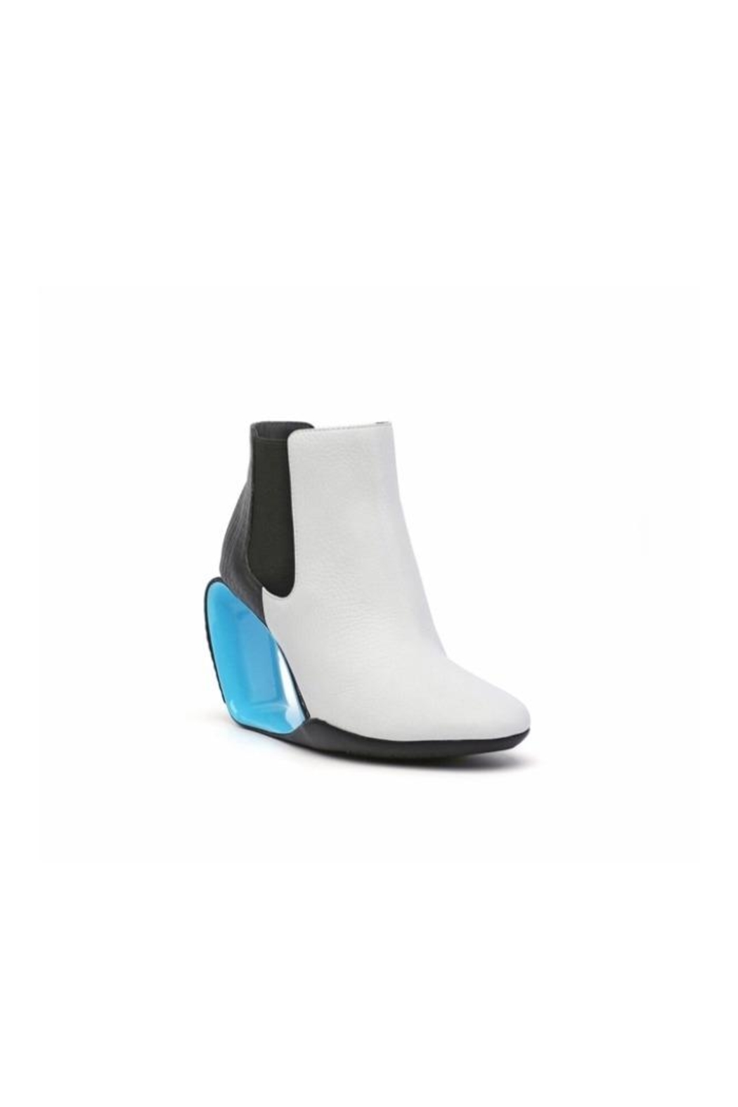 United Nude Hollow Heel Bootie - Side Cropped Image