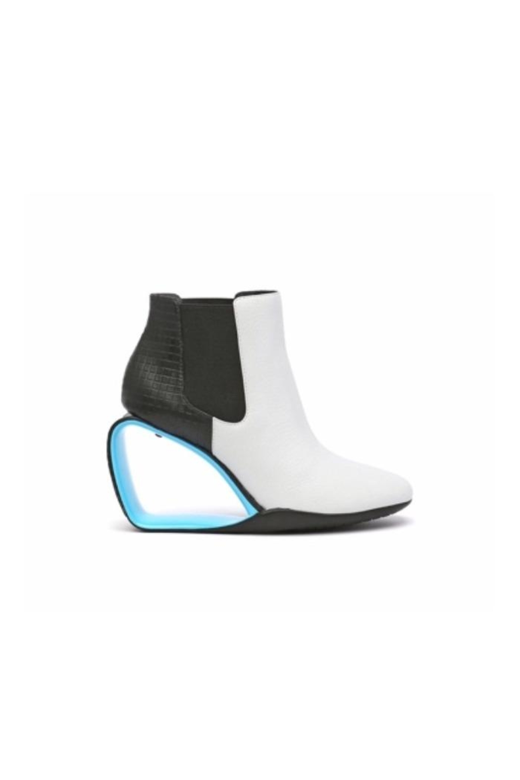 United Nude Hollow Heel Bootie - Front Full Image