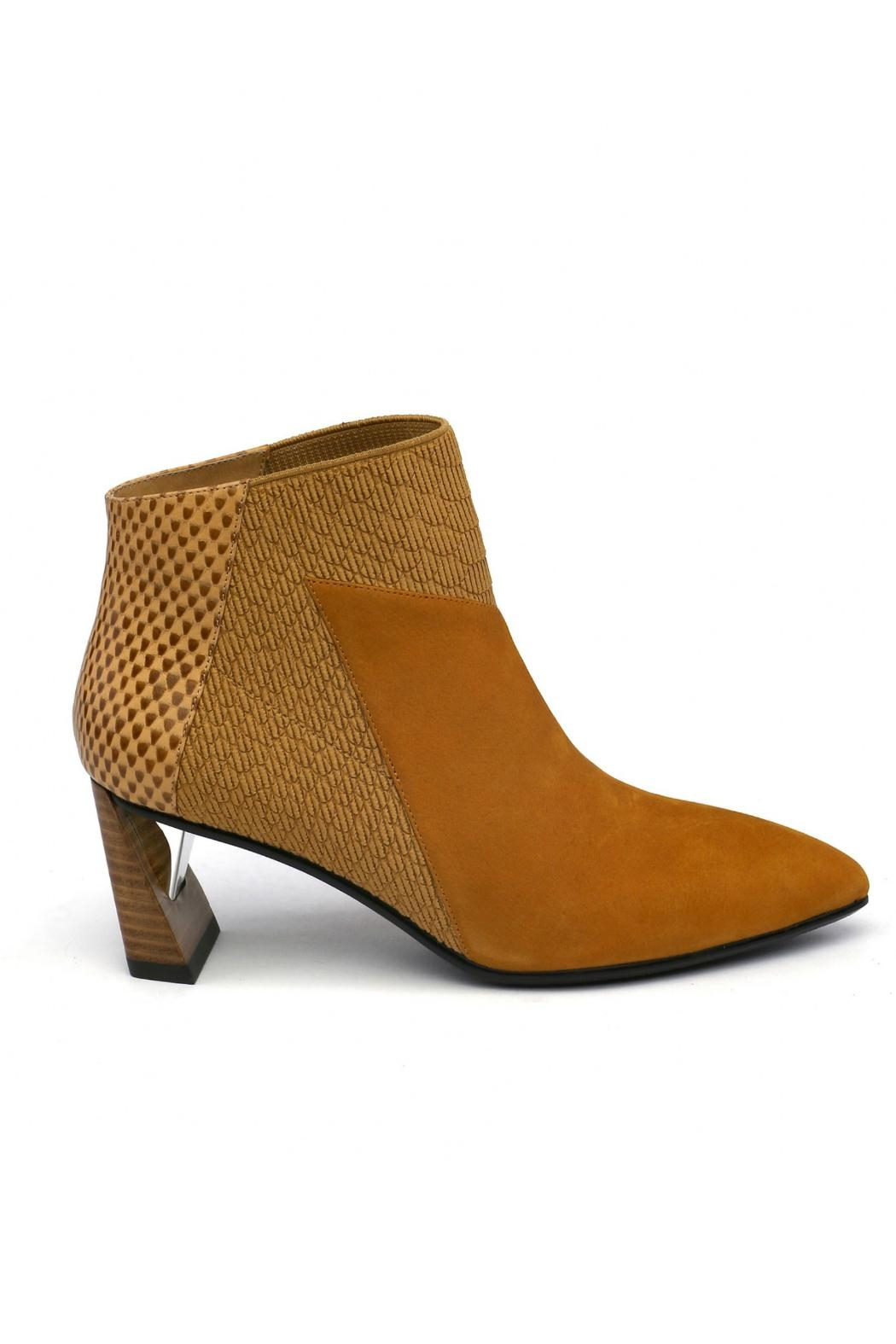 United Nude Mid-Heel Ankle Boot - Front Full Image