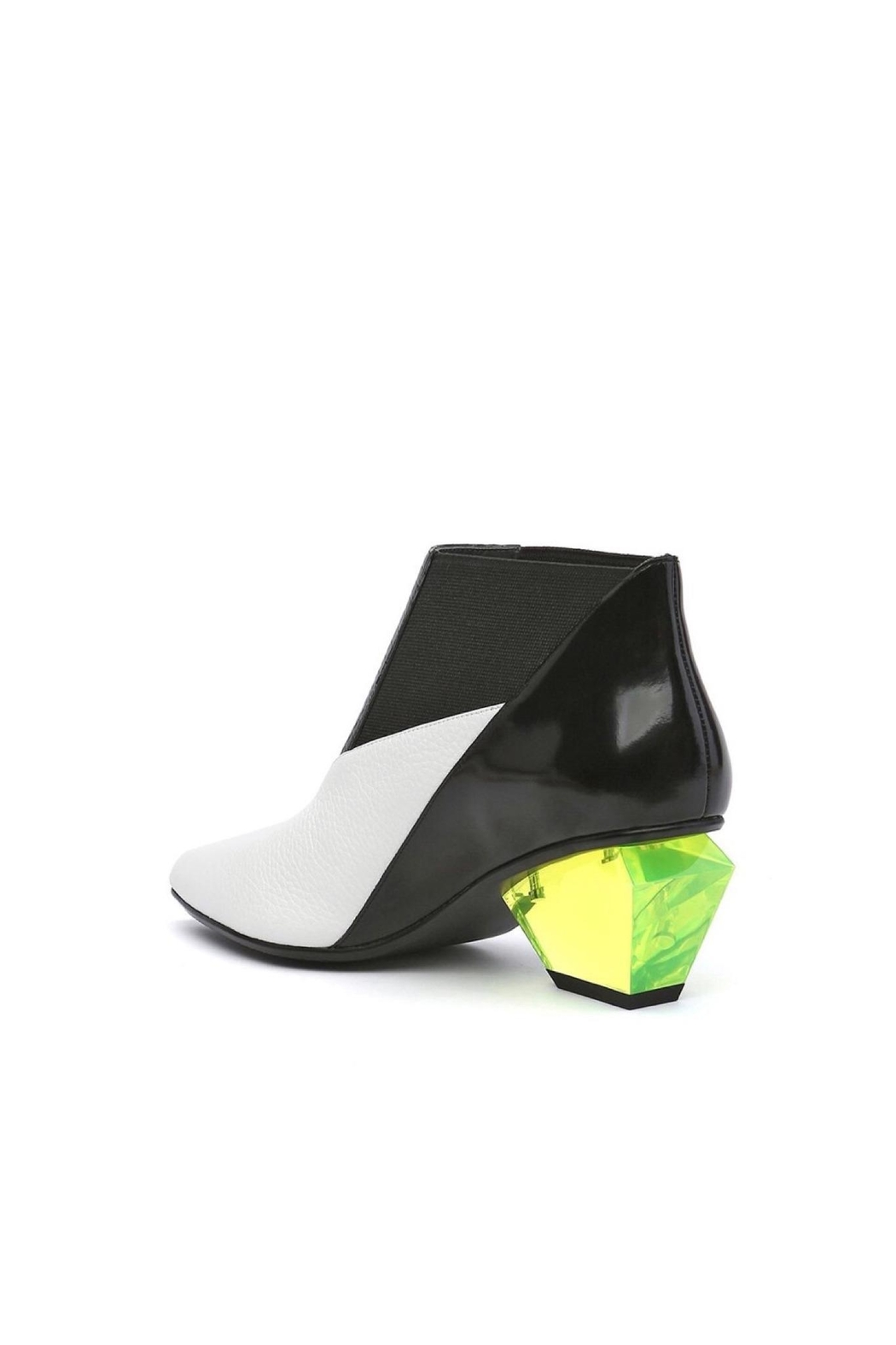 United Nude Spark Bootie - Back Cropped Image