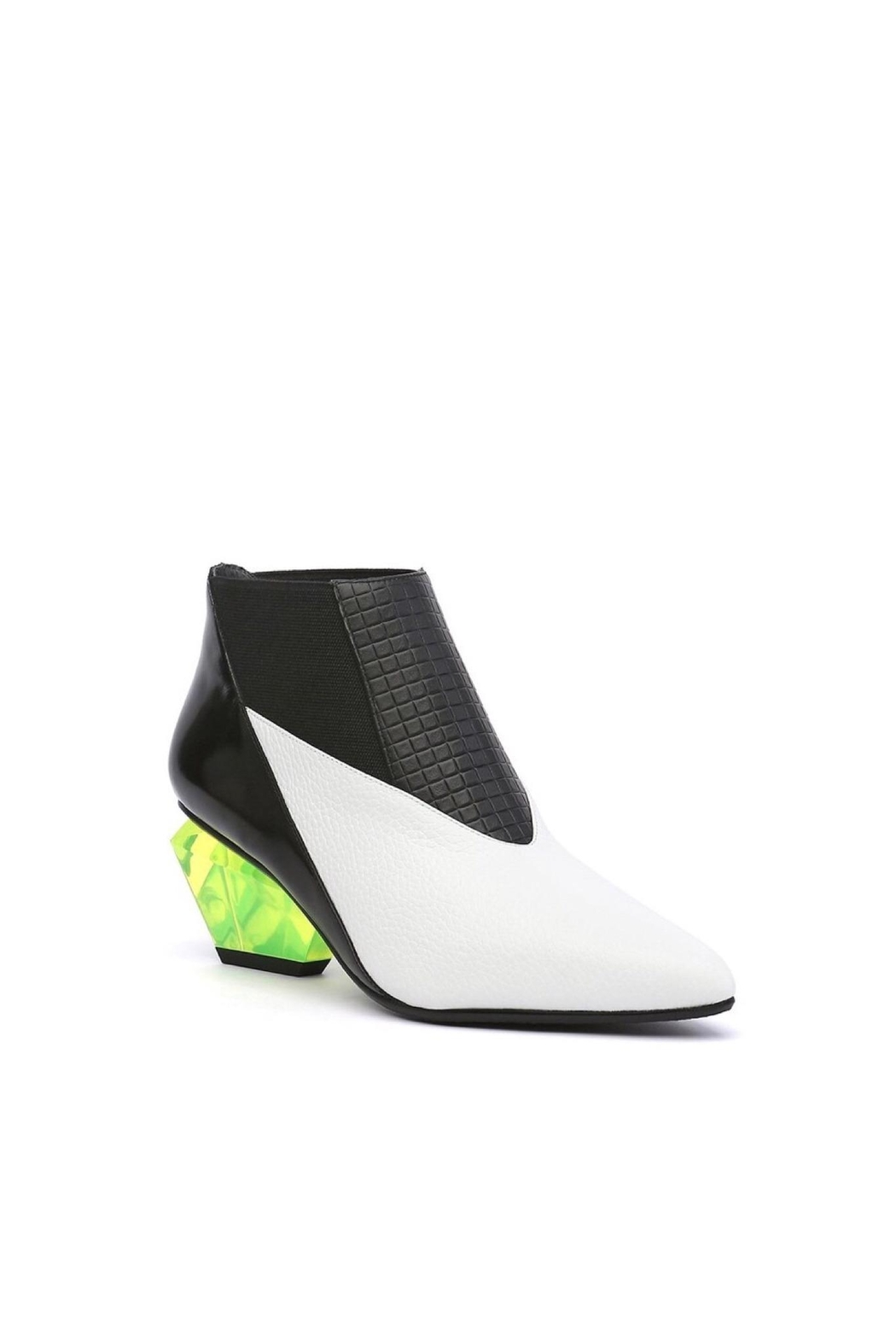 United Nude Spark Bootie - Side Cropped Image