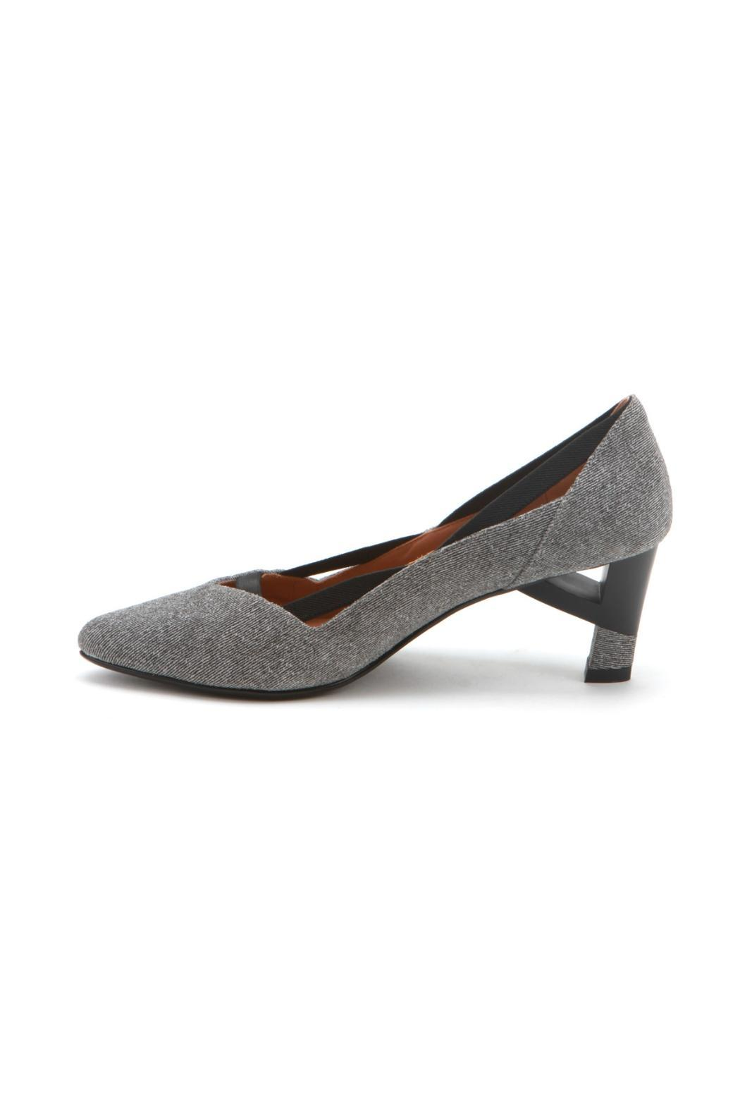 United Nude Grey Pump - Main Image