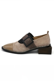 United Nude Wood Monk Loafer - Product Mini Image