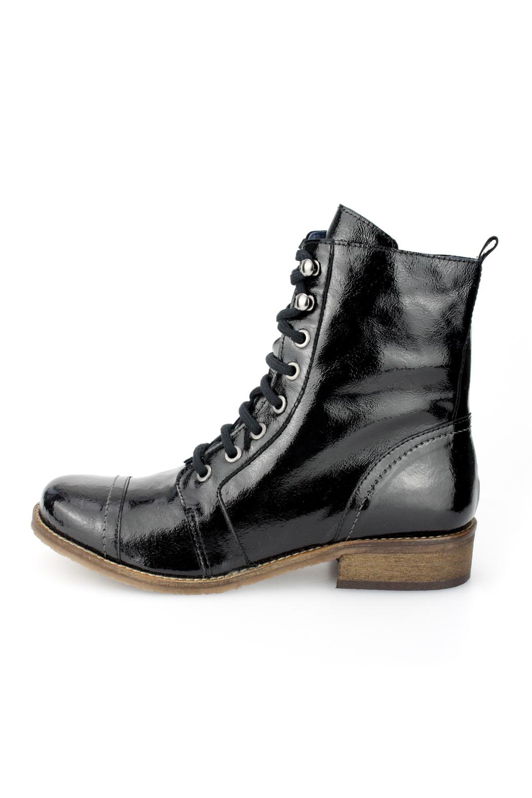 Unity.In.Diversity Liberty Lace Up Boot - Main Image