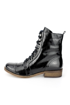 Shoptiques Product: Liberty Lace Up Boot