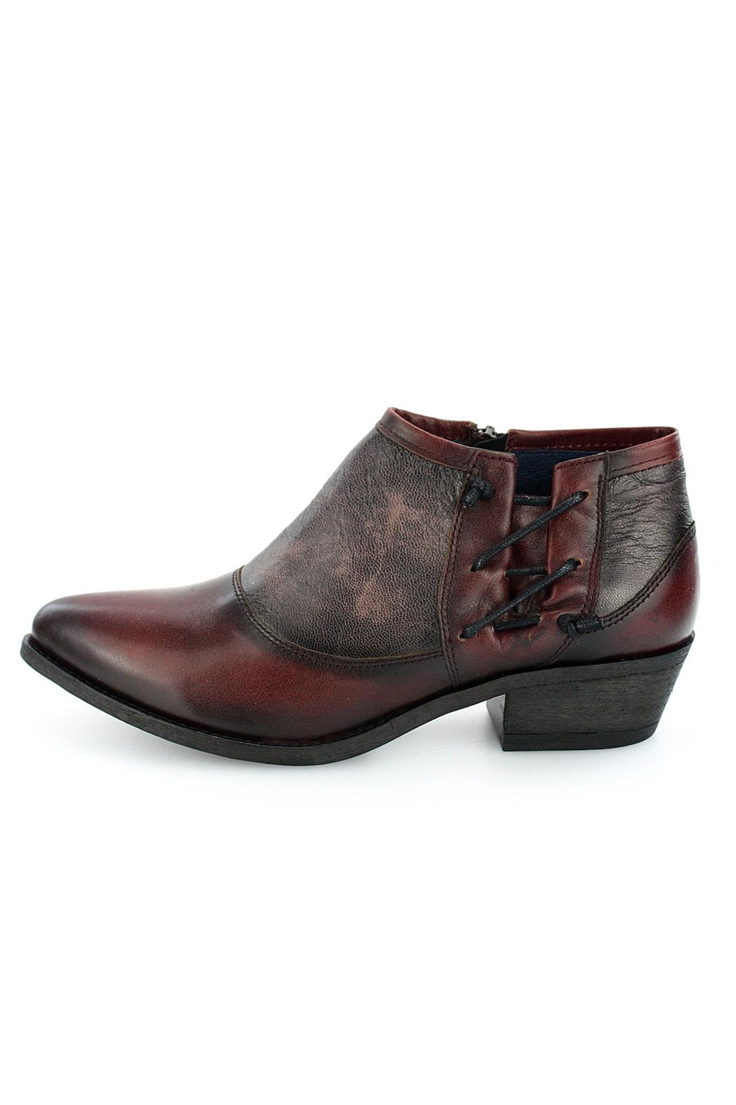 Unity.In.Diversity Trevi Leather Bootie - Main Image