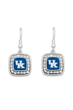 NCAA University-Of-Kentucky Ncaa-Officially-Licensed Earring - Alternate List Image