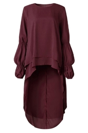 Unknown Factory Elongated Top - Front cropped