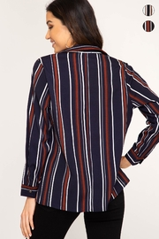 Unknown Factory Fall Blouse - Front full body