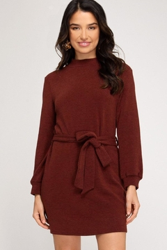 Unknown Factory Fall Dress - Product List Image