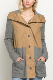Hem & Thread Fall Duster - Product Mini Image