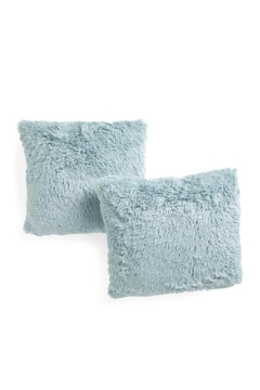 Shoptiques Product: Faux Fur Pillow Set
