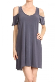 Freeloader Flutter Dress - Front cropped