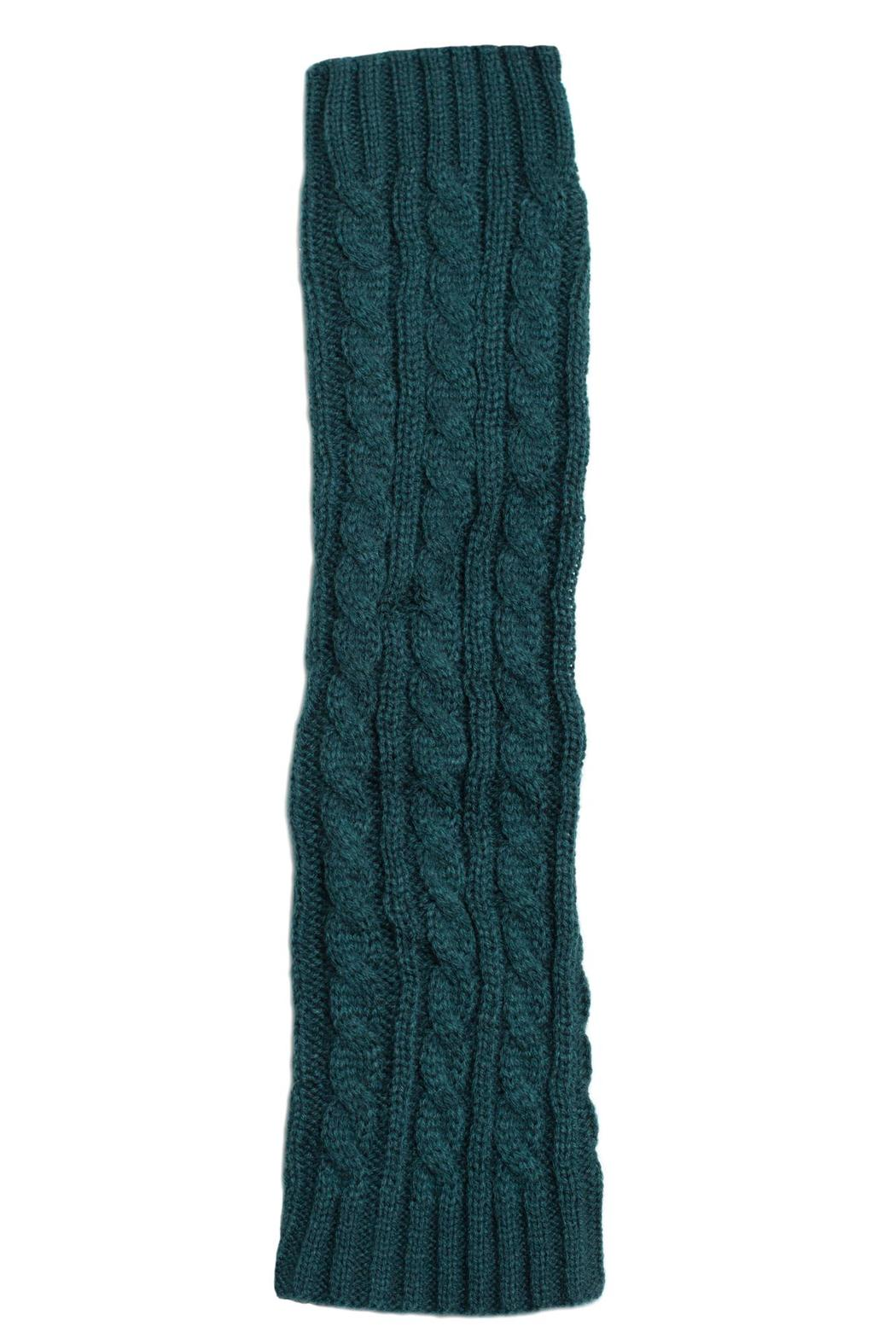 Unknown Factory Knit Leg Warmer - Front Full Image