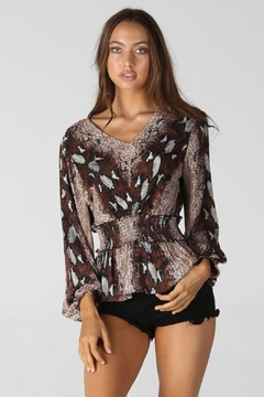 Unknown Factory Long Sleeve Blouse - Product List Image