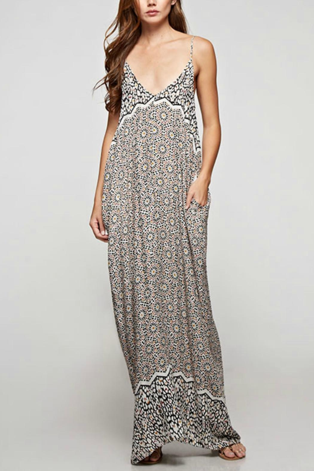 Unknown Factory Maxi Dress - Main Image