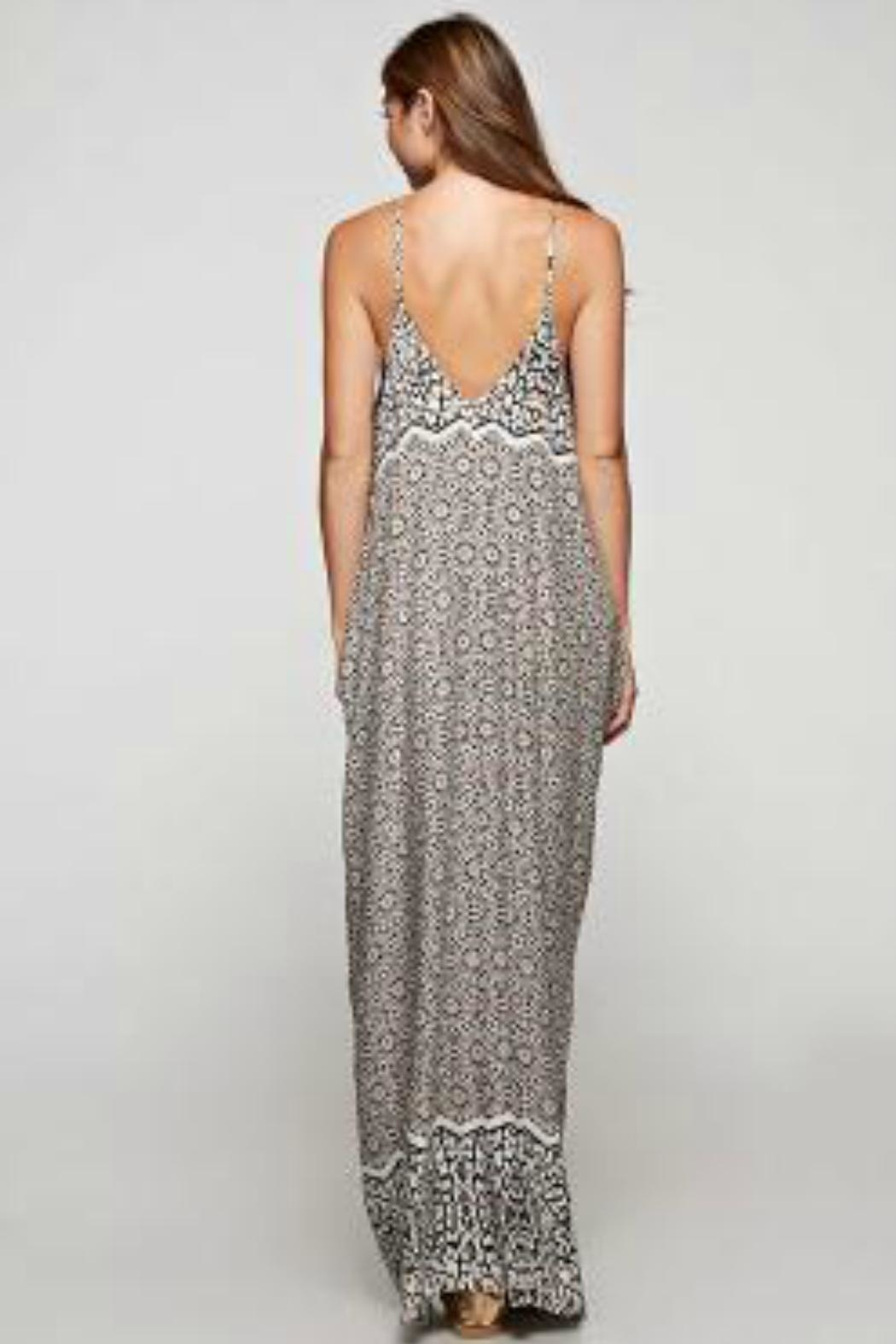 Unknown Factory Maxi Dress - Front Full Image