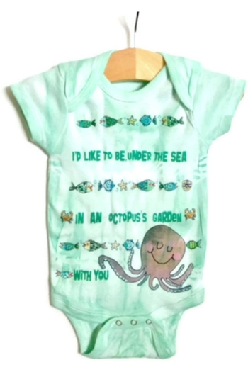 She\'s The One Octopus\' Garden Onezie from Santa Monica by Twist ...