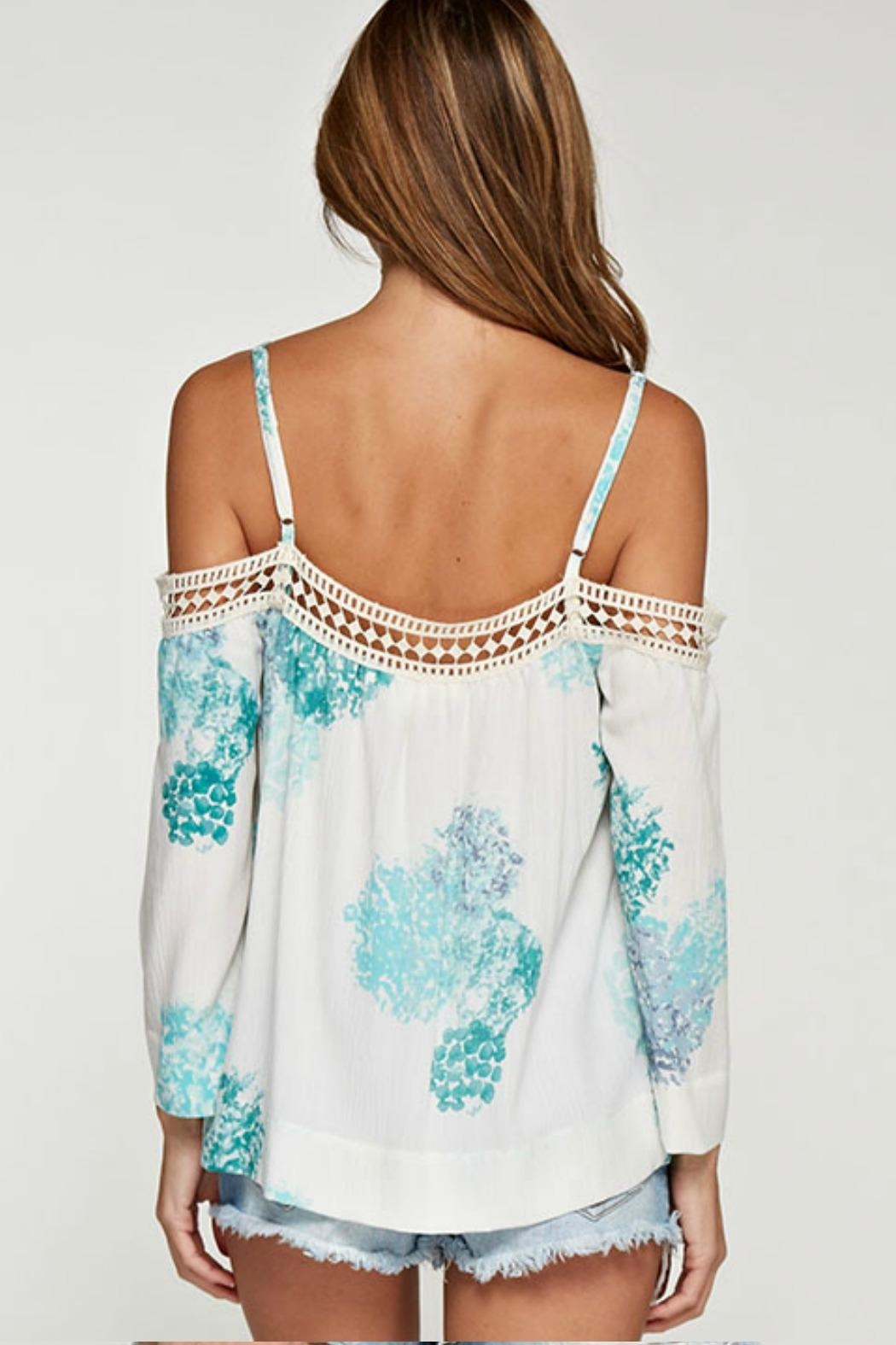 Unknown Factory Off Shoulder Blouse - Side Cropped Image