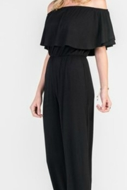 Unknown Factory Off Shoulder Jumpsuit - Front cropped
