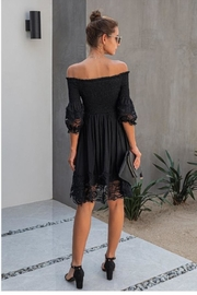 Unknown Factory Off Shoulder Lace - Front full body