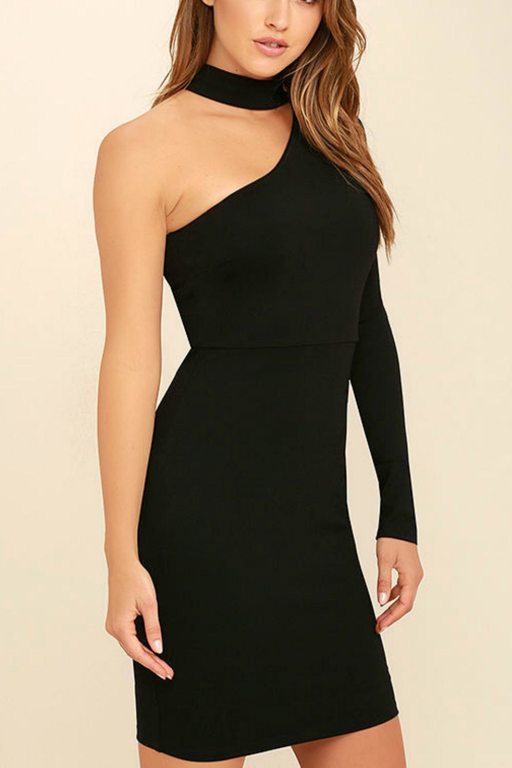 Unknown Factory One Shoulder Dress - Main Image