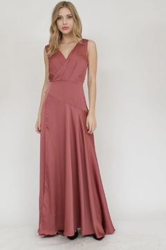Unknown Factory Satin Dress - Product List Image