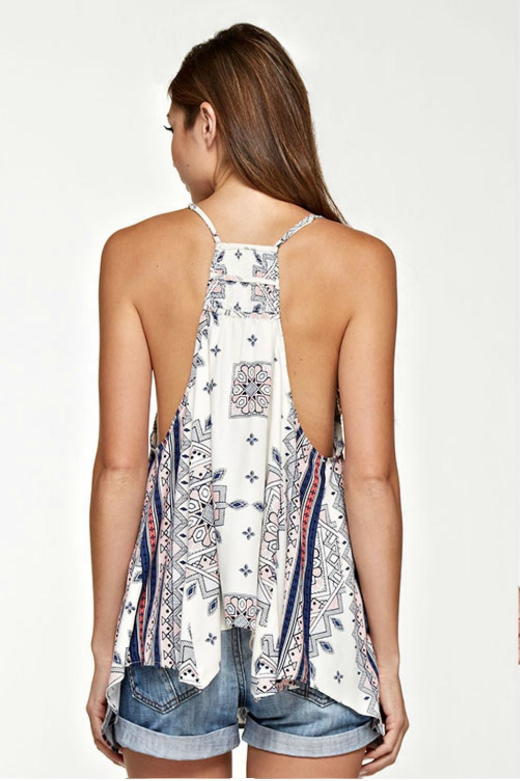 Unknown Factory Sleeveless Tank - Front Full Image