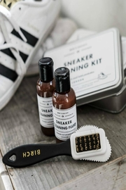 Men's Society Sneaker Cleaning Kit - Front cropped