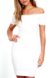 Unknown Factory White Dress - Front cropped