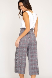 Unknown Factory Wide Leg Pants - Front full body