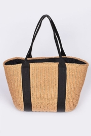 Unlabel Classic Straw Bag - Product Mini Image