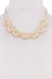 Unlabel Gold Sparkle Necklace - Product Mini Image