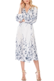 Anama Unlined Wrap Dress - Product Mini Image