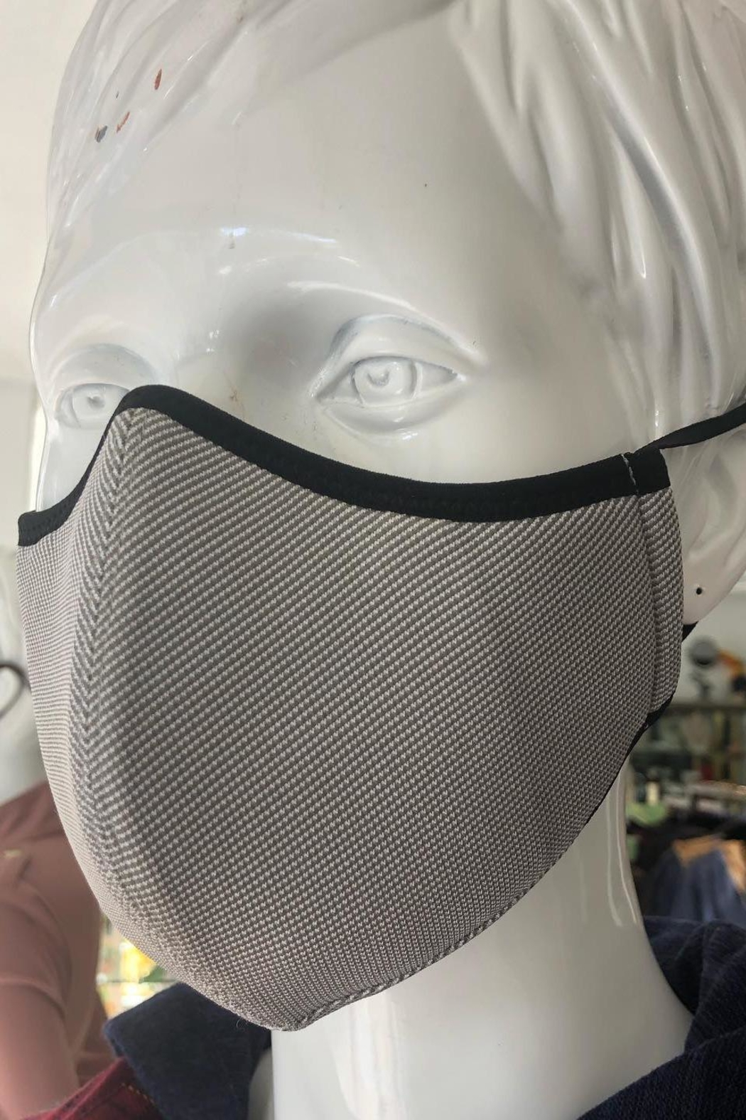 Unlisted Copper-Ion Face Mask - Side Cropped Image