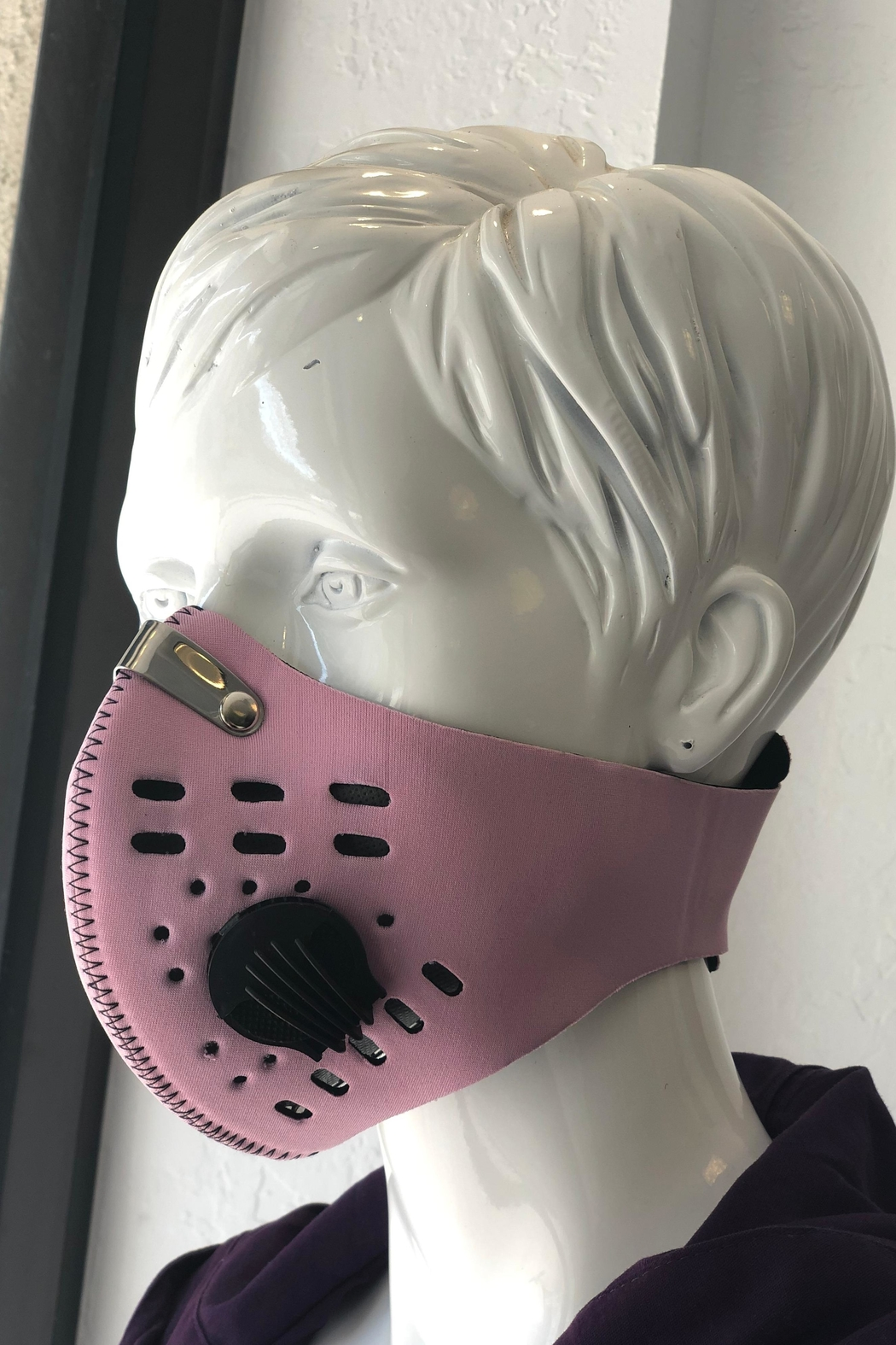 Unlisted Neoprene Face Mask - Main Image