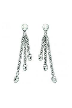 Shoptiques Product: Freefighting Earrings Silver
